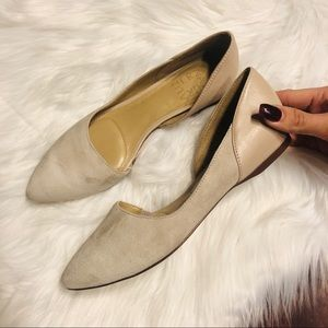 Naturalizer Samantha Pointed Toe Flat